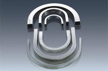 Foshan 201 304 316 welding stainless steel pipe/tube for decoration