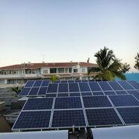 Best supplier easy install single axis solar tracker system