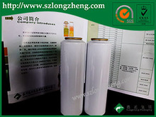 45mm diameter new design flat shoulder aluminum aerosol can137ml 145ml 153ml