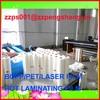 the cheapest quality pvc film Laminating 25mic Matt Film / corona treatment bopp matt film