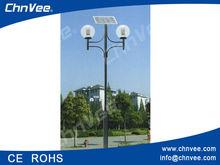 20w/10w led garden solar light home main gate lights pillar light decorative bollards