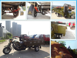 150cc 200cc 250cc Motor Tricycle for African Market