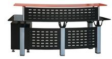 Modern design high quality Corian office reception desk