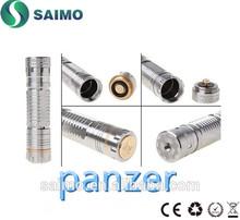 Quality and quantity assured mechanical panzer mod clone SS mod panzer mod ecigarette