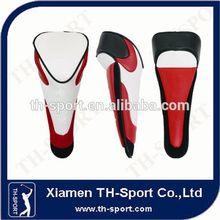 A class pu leather head covers golf