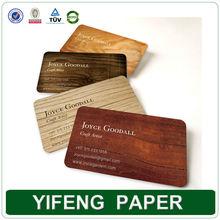 elegant cmyk foil offset 3d screen printing business card