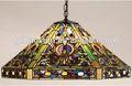 Tiffany vidrieras de la lámpara de techo, las luces del techo sombras, hotsales artículos