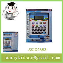 kids learning toys russian language tablet