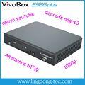 De internet via satélite digital receptor com ligação à internet vivobox s926 mais para a américa do sul