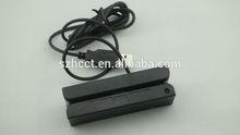 mini size msr/ usb magstrip card reader HCC750