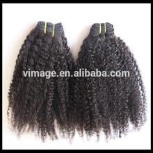 vimage hot selling bleachable unprocessed wholesale afro hair nubian kinky twist