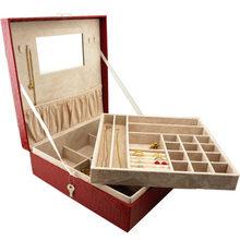 costume jewelry box jewelry box birthday gift high-grade package