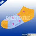de algodón calcetines sin costuras para los niños