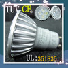 gu10 led bulb 800 lumen Top quality Government order 5w SMD dimmable led GU10 bulb