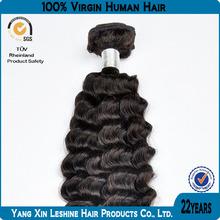 Direct Factory Wholesale Black Changing Color deep wave virgin peruvian hair