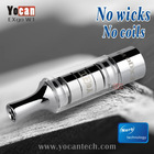 Yocan Nero technology EXgo W1 wax atomizer no wicks no coils e cigarette