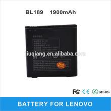 3.7v 1900mAh Li-ion Rechargeable Battery for Lenovo K800 BL189