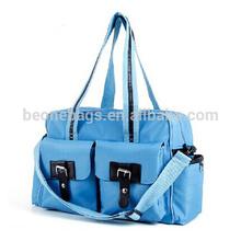 innovation design and cheap handbag mom bag baby nappy bag