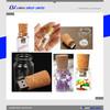 Unique design Bottle shaped gifts usb memory Bulk cheap 1GB usb flash drive