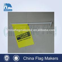 wall hanging flag banner,wall flag pole,wall fabric national flag hot sale