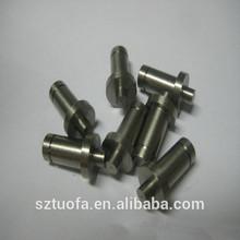 Precision cnc machined metal ,customized metal pin cnc turning