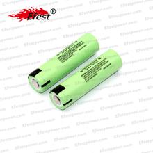 3.7v 18650 li-ion rechargeable battery NCR18650 pf 2900mah li ion battery
