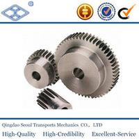 2.5-25 JIScarbon steel sintered metal dgree helical gear wheel