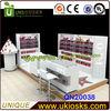 2014 location shopping mall nail station/ nail polish station/ manicure station
