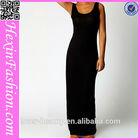 Wholesale Black New Design Fancy Maxi Dresses Online
