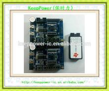 CC2540 bluetooth 4.0 low power consumption (BLE) development board suite (double) New & Original