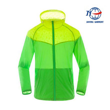 Quick-drying breathable bamboo fiber sun protection fishing suit/clothing,Hot Long-sleeved Hooded thin sun protective clothes