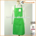 Chef uniforme de garçonete / avental do cozinheiro chefe