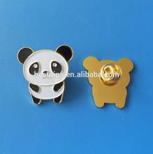 Panda Design Lapel Pin, Panda Pin Badge, Animal Lapel Pin