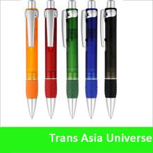 Hot selling Cheap advertisement plastic pen black
