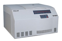 Table top high speed refrigerated centrifuge