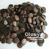 hot Sales! ss16 Garment Accessories Copper Nailhead Dome Studs for clothing