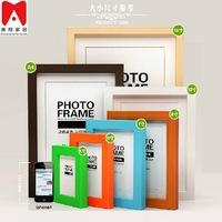 2014 newest table decoration 4x6 5x7 6x8 8x10 A4 photo frames in dubai