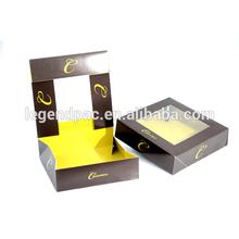 2014 nuevo diseño personalizado de acetato de lujo cajas de regalo al por mayor