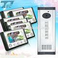 تصنيع عالية الجودة رائعة 7 بوصة tec701vh16 مواصفات الكاميرا الدوائر التلفزيونية المغلقة tft