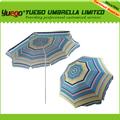 Barca da pesca ombrello promozionali, ombrellone da giardino con tavolo