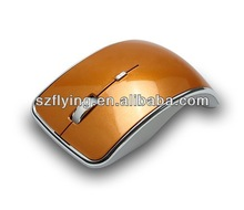 Arc black folding wireless bluetooth mouse and keyboard excellent quality drivers usb optical mouse www.ch