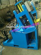 steel rod/iron wire/galvanized raw material staple making machine