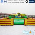 Venta al por mayor inflable mecánica Bull Rodeo inflable deportes juego para adultos y el niño de la lucha