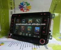 7inch auto audio for VW Magotan Car DVD GPS Model DH7048