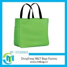 China Manufacturer multi color tote bag old fashion satchel handbag