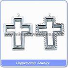 special gold diamond cross pendant jewelry,wholesale cross pendant bulk sale 2014