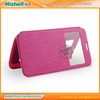 coming new flip clamshell pu leather case for Samsung Galaxy S5/i9600