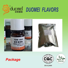 Strong cool durable aroma mint powder flavour