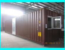 40ft container office container price (completely finished house)