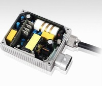 ignitor inside electronic ballast 2x13w